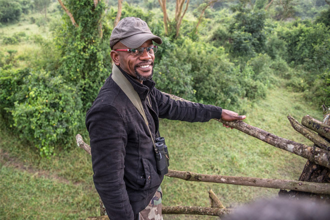 Augustin Chailla - Professional Hunter at Chapungu-Kambako Safaris