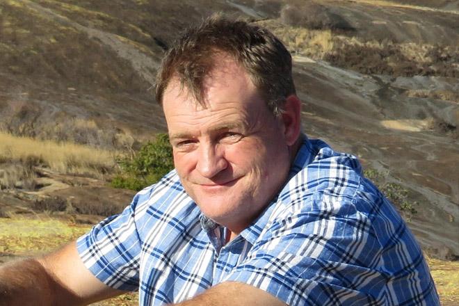 Barry Style - Director & Professional Hunter at Chapungu-Kambako Safaris