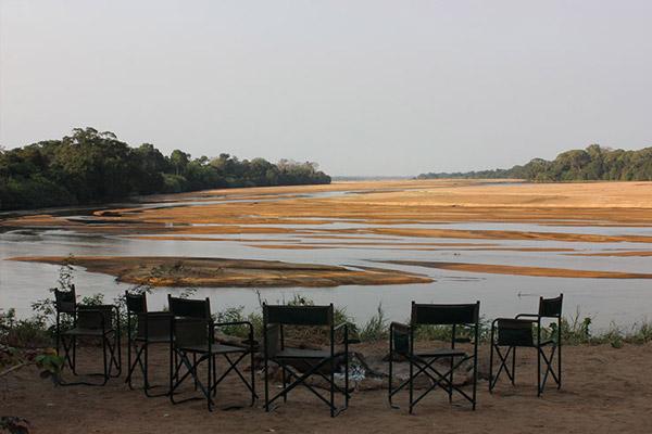 Litule Camp - Niassa Reserve (Mozambique)