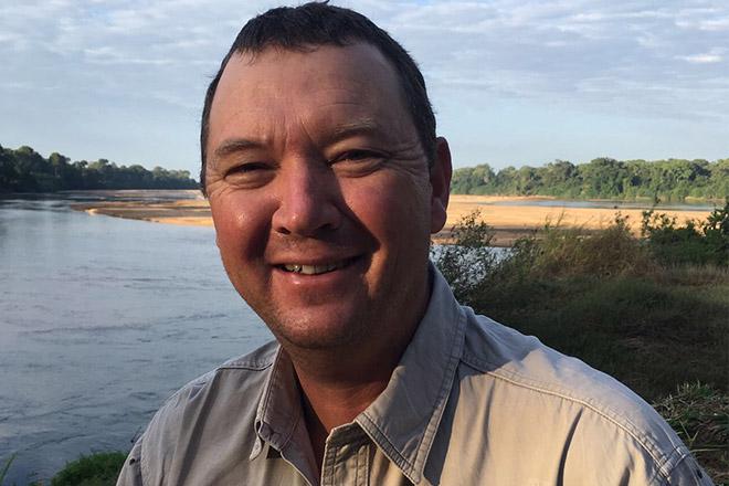 Paul Wellock - Professional Hunter at Chapungu-Kambako Safaris