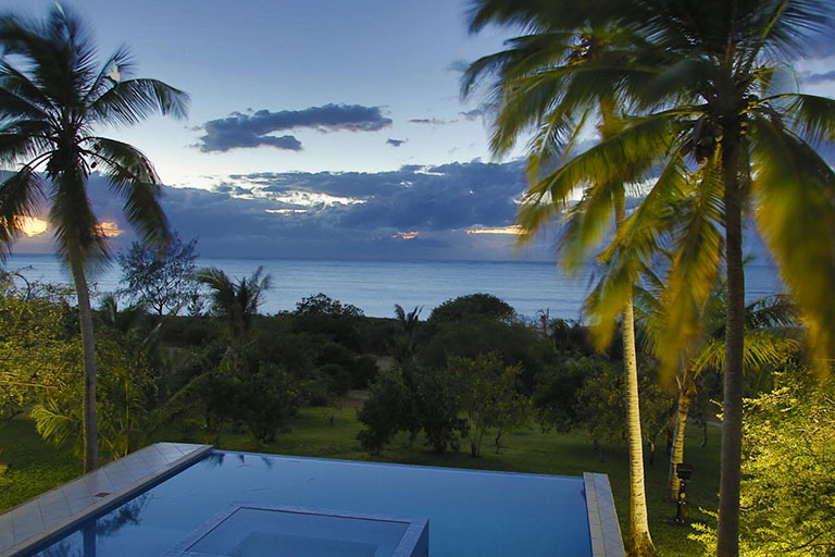 Pemba Beach Lodge Scenery