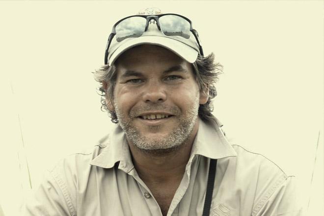PJ Symington - Professional Hunter at Chapungu-Kambako Safaris
