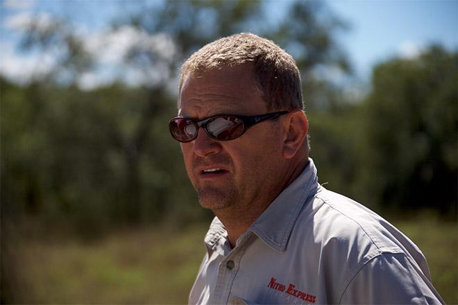 Thys de Vries - Director & Professional Hunter at Chapungu-Kambako Safaris