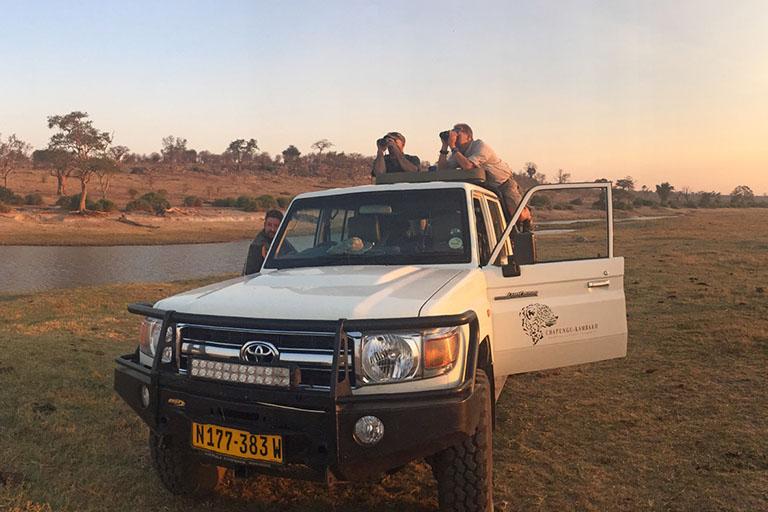 Caprivi Camp Game Vehicle