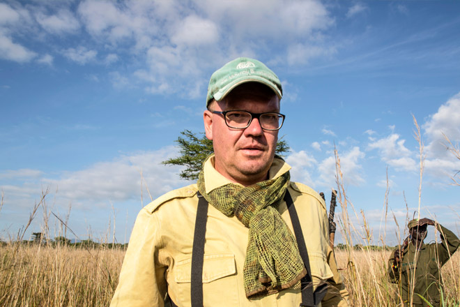 Christian Weth - Director & Professional Hunter at Chapungu-Kambako Safaris