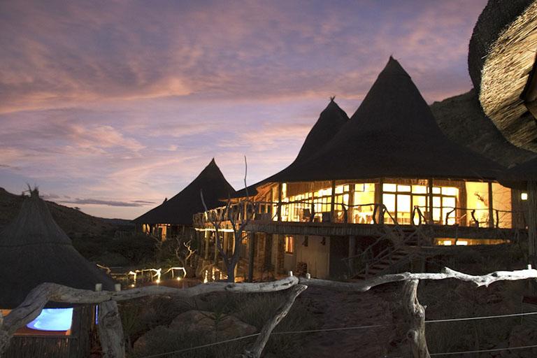 Kalahari Oryx Private Nature Reserve Lodge