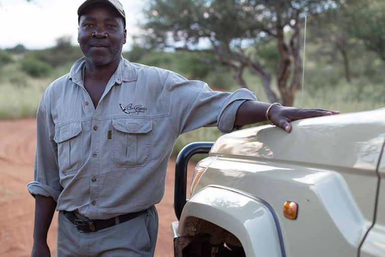 Kalahari Oryx Private Nature Reserve Game Ranger