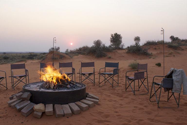Kalahari Oryx Private Nature Reserve Scenery