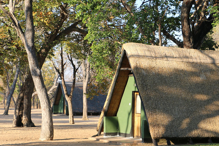 Kazuma Camp Accommodation