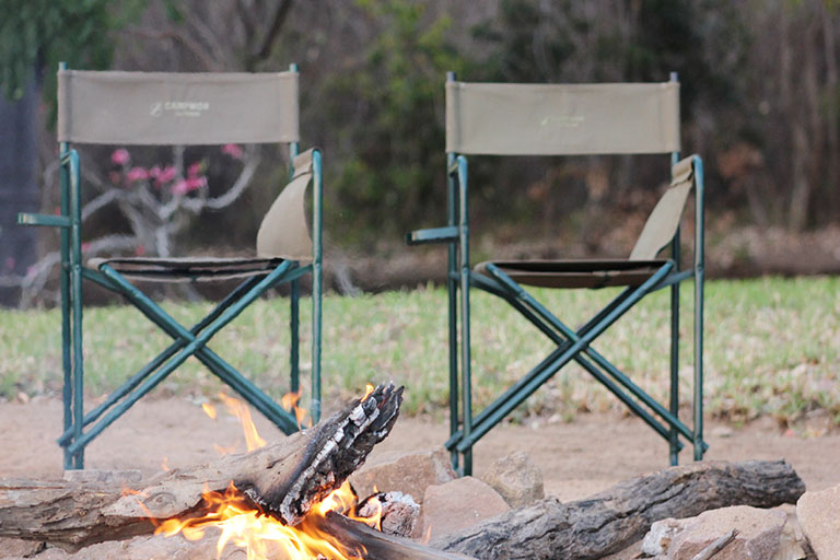 Litule Camp, Niassa Reserve Campfire