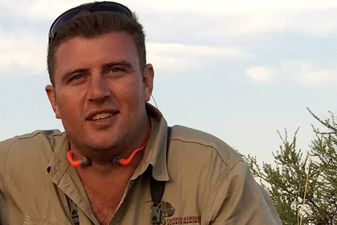 Louis Kotze - Director & Professional Hunter at Chapungu-Kambako Safaris