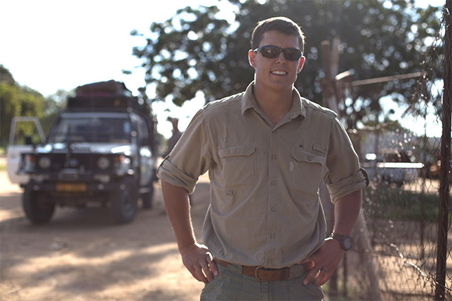 Nicolai Raubenheimer - Manager & Professional Hunter at Chapungu-Kambako Safaris