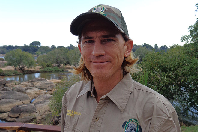 Ryan Cliffe - Head Professional Hunter at Chapungu-Kambako Safaris