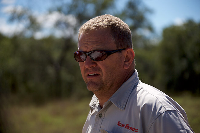 Thys de Vries - Director & Professional Hunter at Chapungu-Kambako Safaris